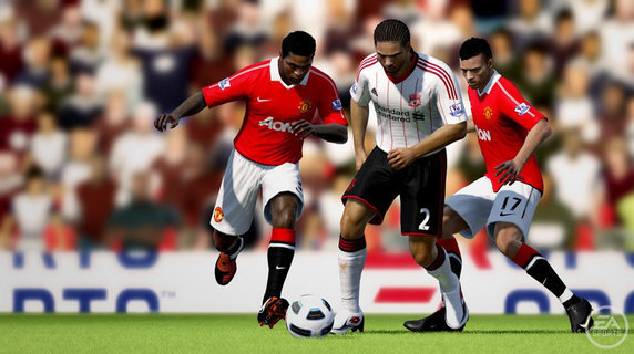 Skills Moves. Who needs 'em? fifa11 skill