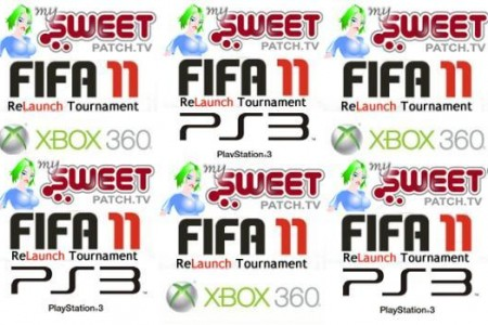 mySweetpatch.TV FIFA 11 Relaunch Tournaments