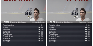 Roster Update Review: Fernando Torres