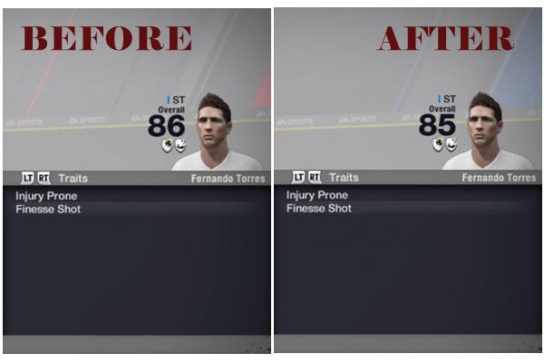 Roster Update Review: Fernando Torres torres5