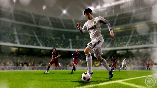 First FIFA12 Screenshot Revealed! (With Comparisons) FIFA11 Screenshot1