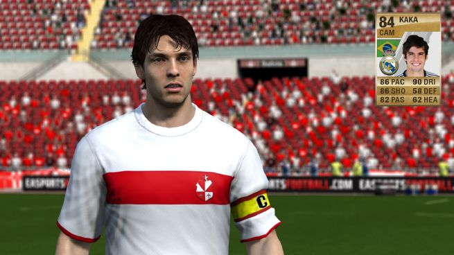 First FIFA12 Screenshot Revealed! (With Comparisons) FIFA11 Screenshot2