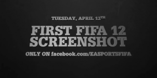 FIFA 12 First Screenshot Details