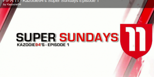 Kazooie94′s Super Sundays Episode 1