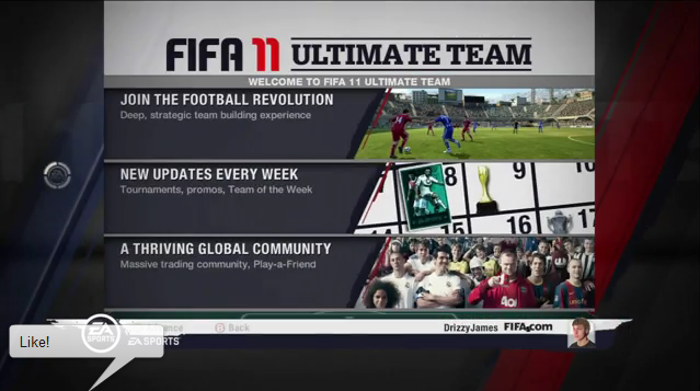 FIFADrizzy's FIFA Vlog Ep. 1: Ultimate Team First Match