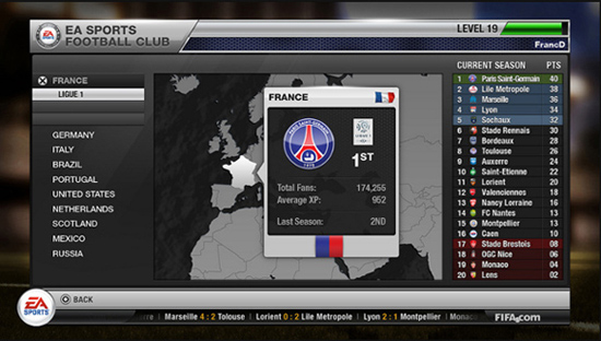 FIFA 12 - E3 EA Football Club Reveal EASCREEN14