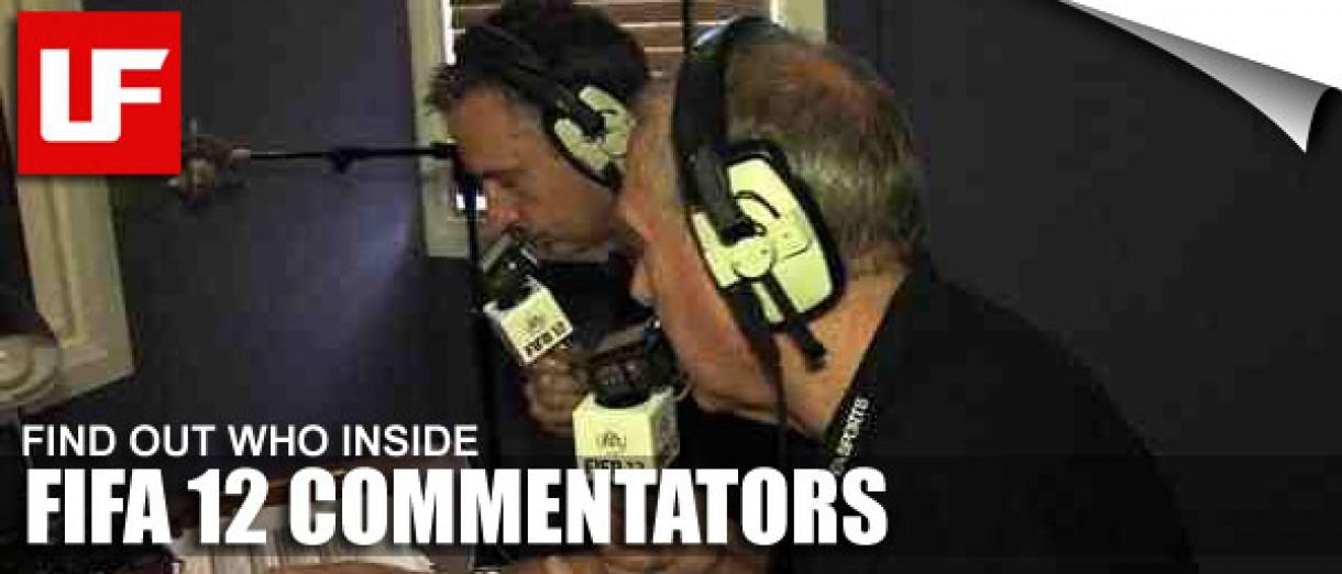 FIFA 12 Commentator