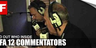 FIFA 12 Commentators Announced