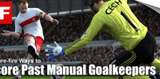 5 Ways to Score Past Manual Goalkeepers