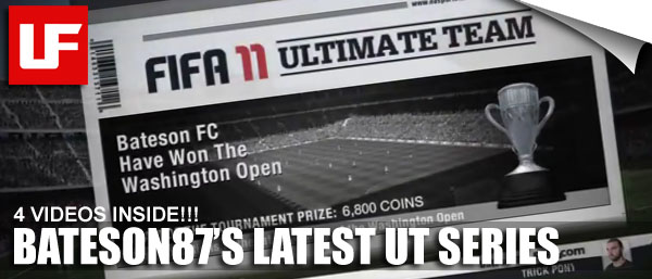 Bateson87 Ultimate Team Series