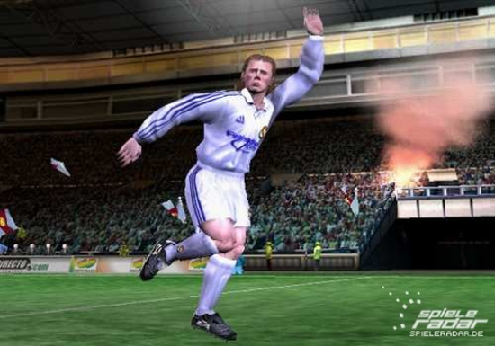 FIFA 02 Screenshot  One Mans Journey on FIFA FIFA 02
