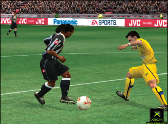FIFA 04 Screenshot  One Mans Journey on FIFA FIFA 04