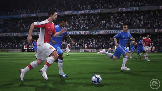 FIFA 11 Screenshot  One Mans Journey on FIFA FIFA 11