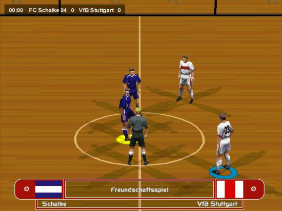 FIFA 98 Screenshot  One Mans Journey on FIFA FIFA 98