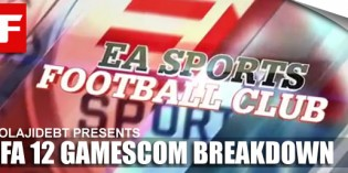 FIFA 12 Gamescom Trailer Breakdown by KSIOlajidebt