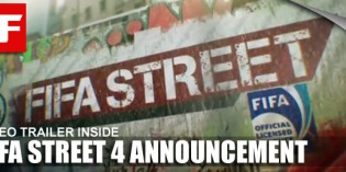 FIFA STREET 4 To Be Released