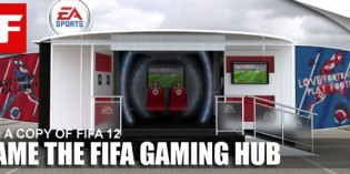 Name FIFA Gaming Hub and Win FIFA 12
