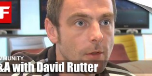 FIFA 12 Gamescom Q&A With David Rutter