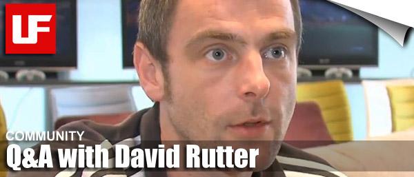 Gamescom Q&A With David Rutter