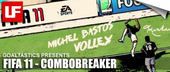 FIFA 11 Combobreaker  FIFA 11 - COMBOBREAKER by lilchav FIFA 11 Combobreaker