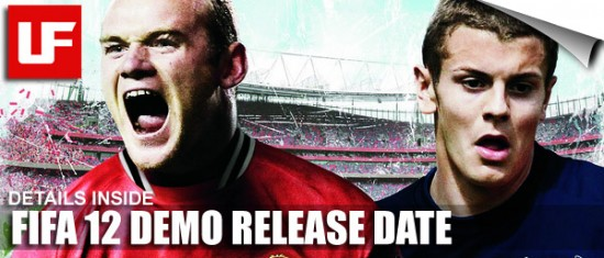 FIFA 12 Demo Release Date  FIFA 12 Demo Release Date FIFA 12 Demo Release Date