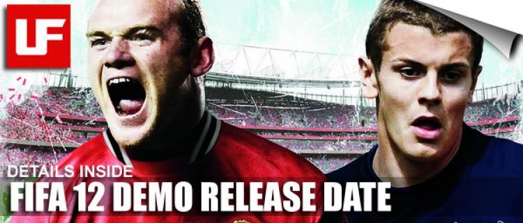 FIFA 12 Demo Release Date