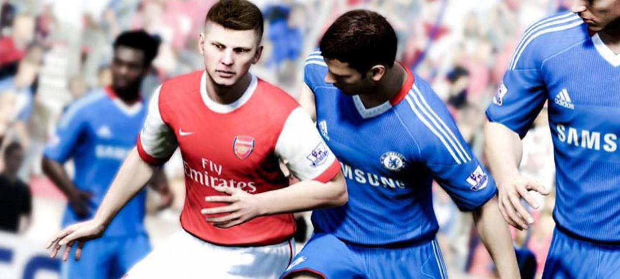 FIFA 12 Gamescom Trailer