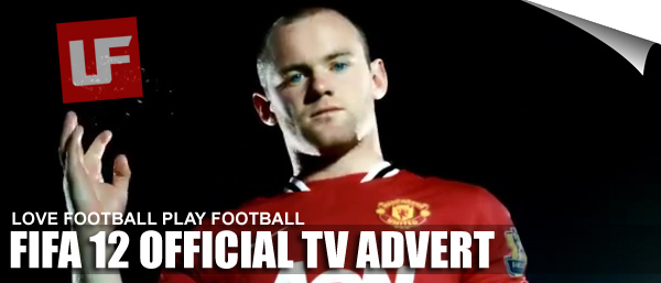 FIFA 12 TV Advert