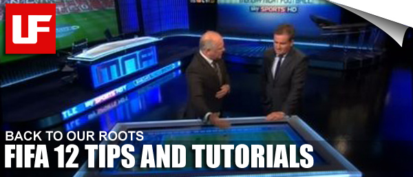 FIFA 12 Tips and Tutorials