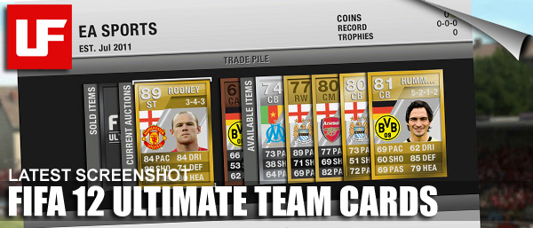 FIFA 12 UltimateTeam