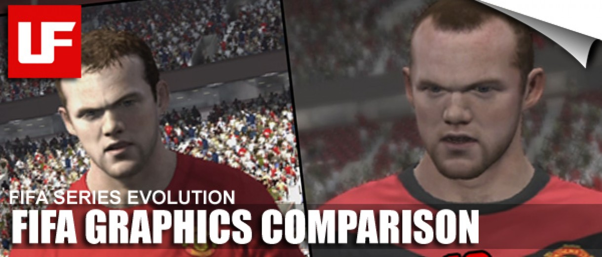 FIFA Series Graphics Comparison