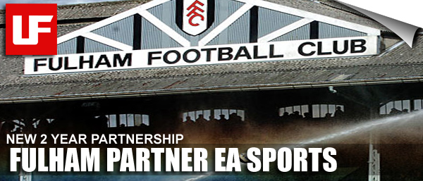 Fulham Partner EA SPORTS