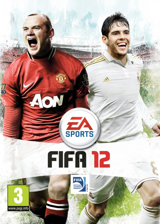 Global FIFA 12 Cover  7 FIFA 12 Pack Covers Global FIFA 12 Cover