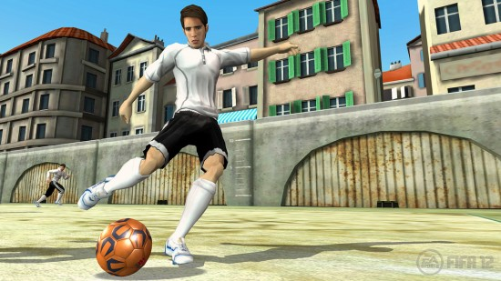 FIFA 12 Wii Screenshot FIFA Kaka  FIFA 12 Wii Screenshots wii4