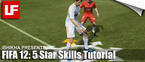 FIFA 12 5 Star Skills
