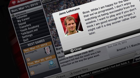FIFA 12 Career Mode  FIFA 12 Career Mode Transfer Deadline Day FIFA 12 Career Mode1