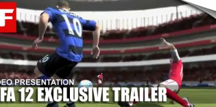 New FIFA 12 Exclusive Trailer
