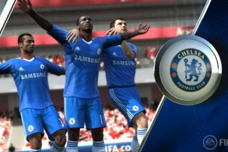 First of FIFA 12 My Challenges