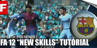 FIFA 12 New Skills Tutorial