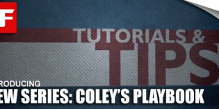 FIFA 12 Tips and Tutorials: Coley's Playbook
