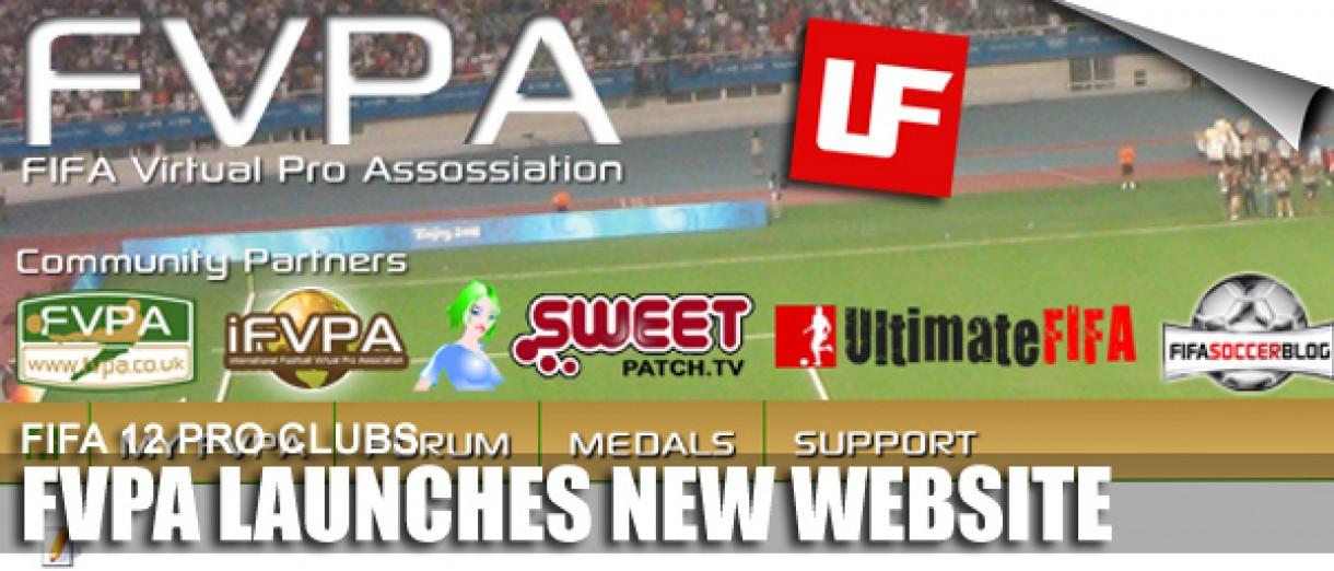 FVPA Pro Clubs Website