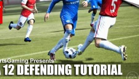 FIFA 12 Defending Tutorial