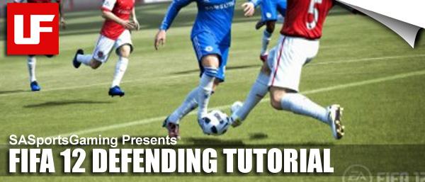FIFA 12 Defending Tutorial