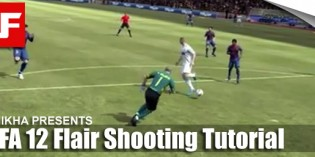FIFA 12 Fancy / Flair Shooting Tutorial