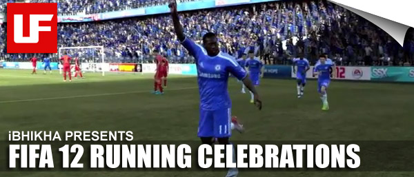 FIFA 12 Running Celebrations Tutorial