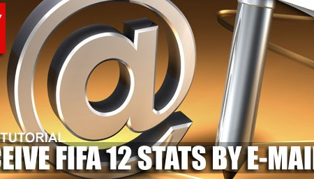 FIFA 12 Match Reports E-mailed To You