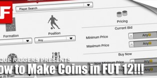 Tips to Make Coins FIFA 12 Ultimate Team