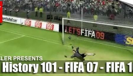 Wepeeler's FIFA History 101 (FIFA 07 – FIFA10)