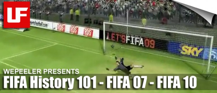 FIFA History 101 with Wepeeler