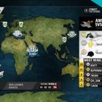 FIFA Street World map  New FIFA Street Screenshots FIFA Street World map